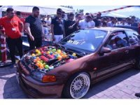 AutoShow26 Bursa'da fuara katıldı
