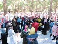 Beyşehir'de annelere özel Çanakkale gezisi