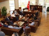 KONSİAD ve Başkan Mehmet Hançerli bir araya geldi