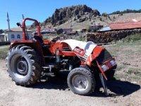 Çankırı'da traktör kazası: 1 ölü