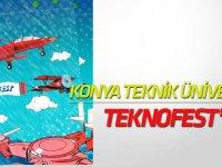 Konya Teknik Üniversitesi TEKNOFEST İstanbul'a katılıyor