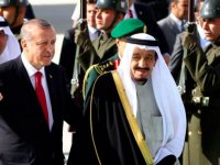 """Erdoğan, Suudi Arabistan'a meydan okudu"""