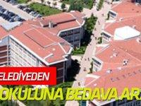CHP'li belediyeden FETÖ okuluna bedava arazi...