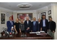 Ak Parti Proje Heyeti'nden Torbalı'ya övgü