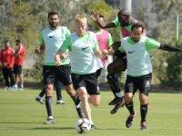 Konyaspor'da Kayserispor maçı hazırlıkları tamam