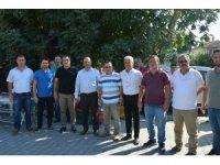 Ortacalı üreticiye Akdeniz Meyve Sineği ile mücadele desteği