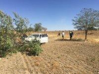 Otomobil şarampole indi: 3 yaralı