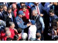 Cumhurbaşkanı Erdoğan, TEKNOFEST'te