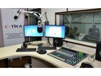 TİKA'dan Karadağ'a iletişim desteği