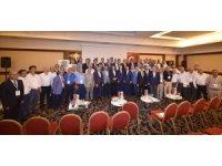 Yağlı Güreş Düzenleyen Kentler Birliği Manisa'da toplandı