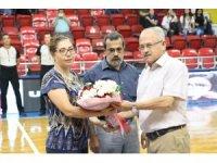 3. Özgecan Kadınlar Basketbol Turnuvası başladı