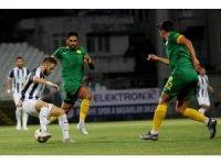 TFF 2. Lig: Fethiyespor:  0 - Darıca Gençlerbirliği  4
