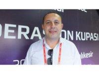 Burhaniye'de Basketbol Federasyon Kupası maçları başladı