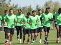Atiker Konyaspor'da Yeni Amasyaspor maçı hazırlıkları