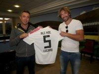 """Lugano: """"Fenerbahçe benim ikinci evim"""""""