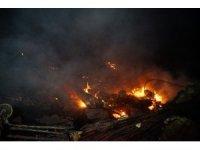 Kastamonu'da 9 ev yangında kullanılamaz hale geldi