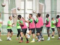 Atiker Konyaspor'da kupa mesaisi sürüyor