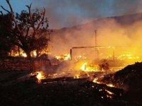 Kastamonu'daki yangın