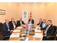 Başkan Kafaoğlu: Manisa'da güreşlere katıldı