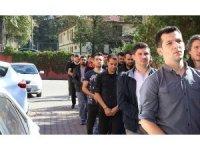 FETÖ şüphelisi 9 askerden 3'ü tutuklandı