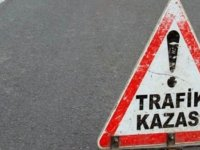 Konya'da motosiklet traktör römorkuna çarptı: 1 ölü