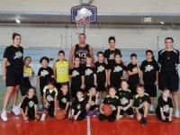 Güçyetmez Basketbol Akademi yeni sezona merhaba dedi