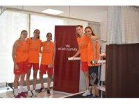 Çukurova'nın perilerinin sağlığı VM Medical Park Mersin Hastanesi'ne emanet