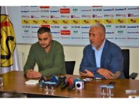 Eskişehirspor'da hedef play-off'a kalabilmek
