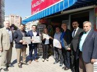 Konya'da TÜRKGÜN Gazetesine tam destek