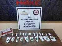 Uyuşturucu satışı sırasında yakalandılar