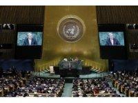 BM Genel Sekreteri Guterres'ten dünyaya reform çağrısı