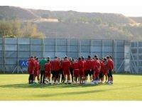 DG Sivasspor, Bursaspor maçı hazırlıklarına başladı