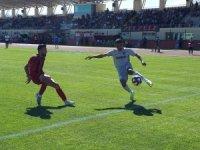 Ziraat Türkiye Kupası 3. Eleme Turu: Anagold 24 Erzincanspor: 2 - Gazişehir Gaziantepspor: 1