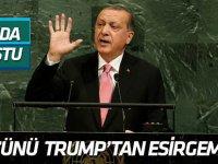 Cumhurbaşkanı Recep Tayyip Erdoğan, BM Genel Kurulu'nda konuştu
