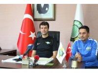 """Cihat Arslan: """"Akhisarspor bıraktığımdan daha güçlü"""""""