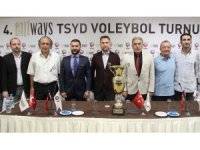 TSYD Voleybol Turnuvası 4. kez