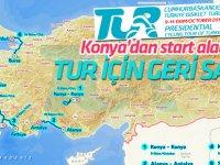 Cumhurbaşkanlığı Bisiklet Turu için geri sayım! Konya'dan start alacak!
