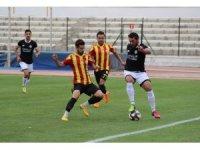 Ziraat Türkiye Kupası 3. Eleme Turu: Karaman Belediyespor: 1 - Etimesgut Belediyespor: 3