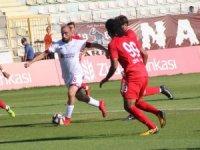 Ziraat Türkiye Kupası: TY Elazığspor: 0 - Batman Petrolspor: 4