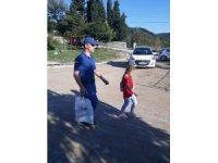 Jandarma ekipleri, okul bölgelerinde suça göz açtırmıyor