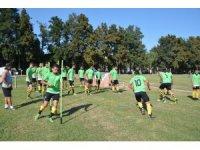 Aliağaspor FK, Bornova Yeşilovaspor maçına hazırlanıyor