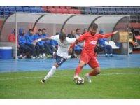 Ziraat Türkiye Kupası 3. Eleme Turu: Zonguldak Kömürspor: 4  - Bayrampaşa: 1