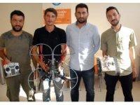 Bitlis Eren Üniversitesi kendi İHA'sını üretti