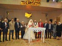 Fadimana ile Mustafa mutluluğa imza attı