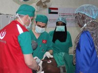 Sudan'dan Türk sağlık ekibinin çalışma süresinin uzatılması talebi