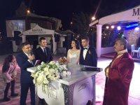 Ömer Ünal nikah şahidi oldu, 4 çocuk tavsiyesinde bulundu