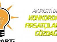 AK Parti'den Konkordato fırsatçılarına gözdağı!