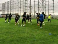 E.Y. Malatyaspor'da Ankaragücü maçı hazırlıkları sürüyor