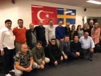 DİKA, İsveç'te Süryanilerle buluştu