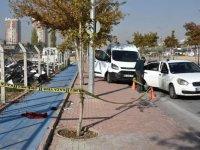 Konya'da Yol Verme Kavgası: 1 Yaralı